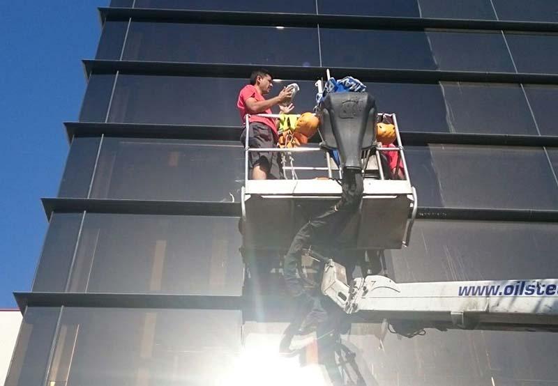 limpieza de fachada madrid