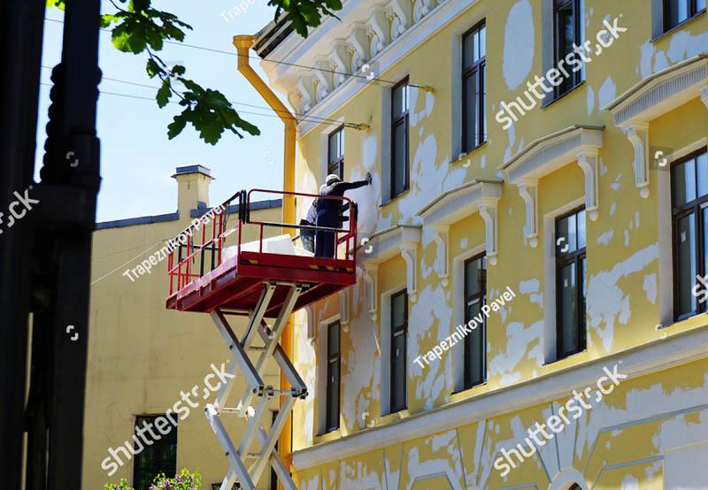 rehabilitacion de edificios madrid