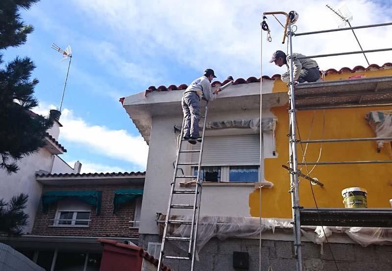 empresas pintores madrid